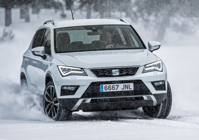 test seat ateca 2 0 tdi cr dsg suisse auto mag. Black Bedroom Furniture Sets. Home Design Ideas