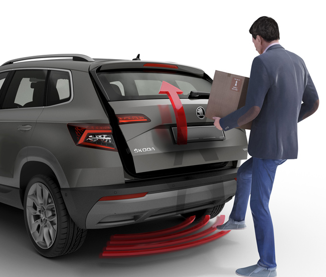 la famille skoda annonce l arriv e de karoq suisse auto mag. Black Bedroom Furniture Sets. Home Design Ideas
