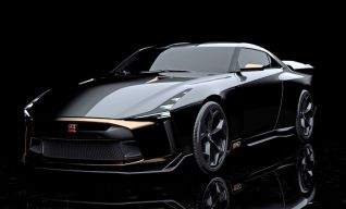 Nissan GT-R 50 by Italdesign…
