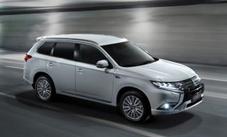 Best-seller: Mitsubishi Outlander