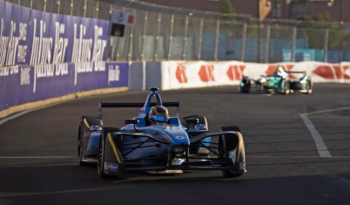 Sébastien Buermi (Renault e-dams)