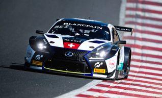 Lexus (#14) Emil Frey Racing