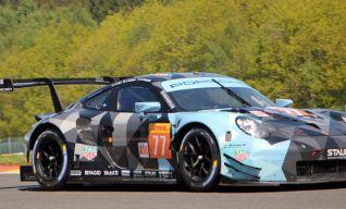 Porsche #77