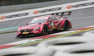 … Edoardo Mortara (Mercedes #48)