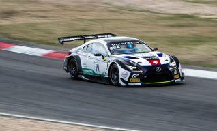 Lexus Emil Frey Racing #14…