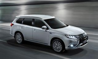 Best-seller: Mitsubishi Outlander