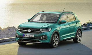 No 1: VW (ici le T-Cross)