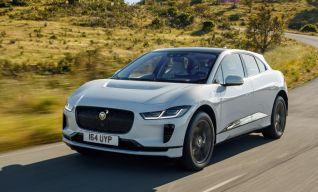 + 51.2%:  Jaguar (ici  I-Pace)